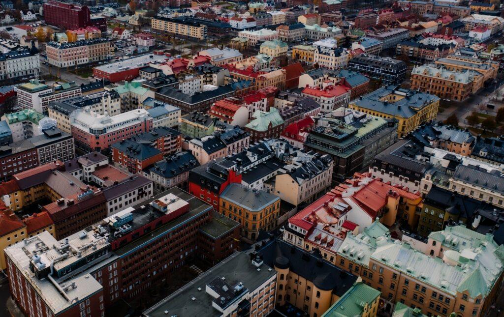 Sweden Aerial